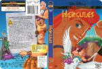Hercules (1997) R1 DVD Covers