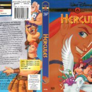 Hercules (1997) R1 DVD Covers