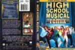 High School Musical (2006) R1 DVD Cover