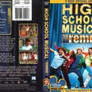 High School Musical (2006) R1 DVD Cover