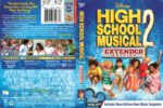 High School Musical 2 (2007) R1 DVD Cover