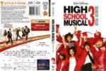 High School Musical 3 (2009) R1 DVD Cover