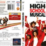 High School Musical 3 (2009) R1 DVD Cover