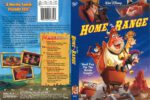 Home on the Range (2004) R1 DVD Cover