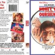 Honey, We Shrunk Ourselves (1997) R1 DVD Cover