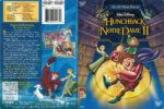 The Hunchback of Notre Dame II (2002) R1 DVD Cover