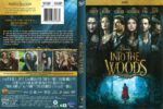 Into the Woods (2015) R1 DVD Cover