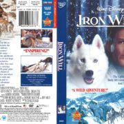Iron Will (1994) R1 DVD Cover