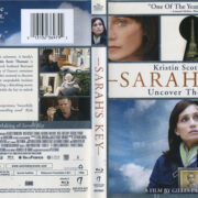 Sarah's Key (2011) R1 Blu-Ray Cover & Label