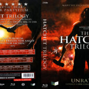 Hatchet Trilogy (2013) R2 Custom German Blu-Ray Cover