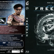 Crying Freeman – Der Sohn des Drachen R2 (1995) R2 German Custom Blu-Ray Covers