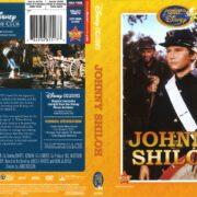 Johnny Shiloh (2011) R1 DVD Cover