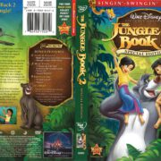 The Jungle Book 2 (2008) R1 DVD Cover