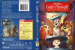 Lady and the Tramp II: Scamp's Adventure (2006) R1 DVD Cover