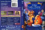 Lady and the Tramp (2006) R1 DVD Cover