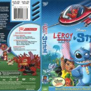 Leroy and Stitch (2012) R1 DVD Cover