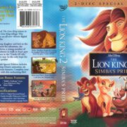 The Lion King 2: Simba's Pride (2004) R1 DVD Cover