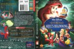 The Little Mermaid: Ariel's Beginning (2008) R1 DVD Cover