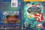 The Little Mermaid II: Return to the Sea (2008) R1 DVD Cover