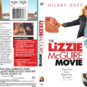The Lizzie McGuire Movie (2003) R1 DVD Cover