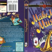 Make Mine Music (1946) R1 DVD Cover