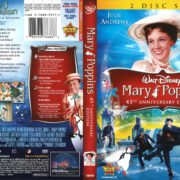 Mary Poppins (2009) R1 DVD Cover