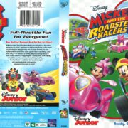 Mickey and the Roadster Racers (2017) R1 DVD Cover