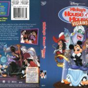 Mickey's House of Villains (2001) R1 DVD Cover