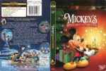 Mickey's Once Upon a Christmas (1999) R1 DVD Cover