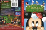 Mickey's Twice Upon a Christmas (2004) R1 DVD Cover