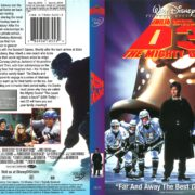 D3: The Mighty Ducks (1996) R1 DVD Cover