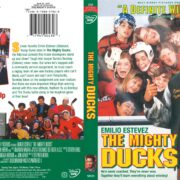 The Mighty Ducks (1992) R1 DVD Cover