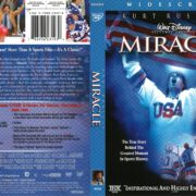 Miracle (2004) R1 DVD Cover