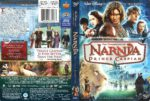 Chronicles of Narnia: Prince Caspian (2008) R1 DVD Cover
