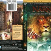 Chronicles of Narnia: The Lion, The Witch, and the Wardrobe (2006) R1 DVD Cover
