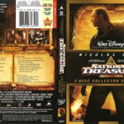 National Treasure (2007) R1 DVD Cover