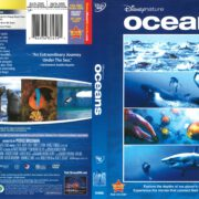 DisneyNature: Oceans (2010) R1 DVD Cover