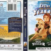 Old Yeller/Savage Sam 2-Movie Collection (2005) R1 DVD Cover