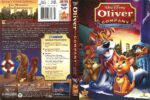Oliver and Company (2009) R1 DVD Cover
