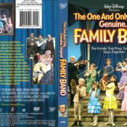 The One and Only Genuine Original Family Band (2004) R1 DVD Cover