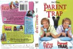 The Parent Trap 2-Movie Collection (2005) R1 DVD Cover