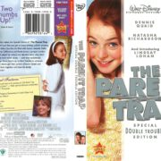 The Parent Trap: Double Trouble Edition (2005) R1 DVD Cover