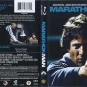 Marathon Man (1976) R1 Blu-Ray Cover & Label
