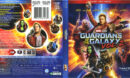 Guardians Of The Galaxy: Vol. 2 (2017) R1 Blu-Ray Cover & Labels