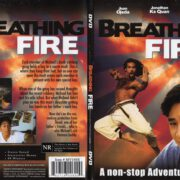 Breathing Fire (2007) R1 FS Cover & Label (2007) R1 DVD Cover