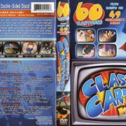Classic Cartoons Volumes 1 & 2 (2003) R1 FS Cover