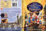 Disney's The Three Musketeers (2004) R1 Cover & Label