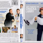I Now Pronounce You Chuck & Larry (2007) R1 WS Cover & Label