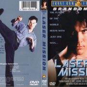 Laser Mission (1997) R1 FS Cover & Label