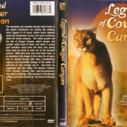 Legend of Cougar Canyon (2002) R1 FS Cover & Label